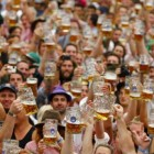 Say Prost! at Edmonton Oktoberfest