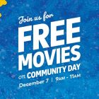 Cineplex Free Movie Day
