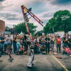 Edmonton International Street Performers Festival Online