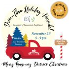 Kingsway Holiday Drive-Thru Parade 2020
