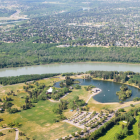 Parks in Edmonton's River Valley
